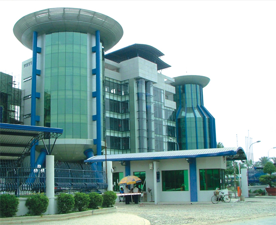 Nhà máy Number 1 tại Bình Dương