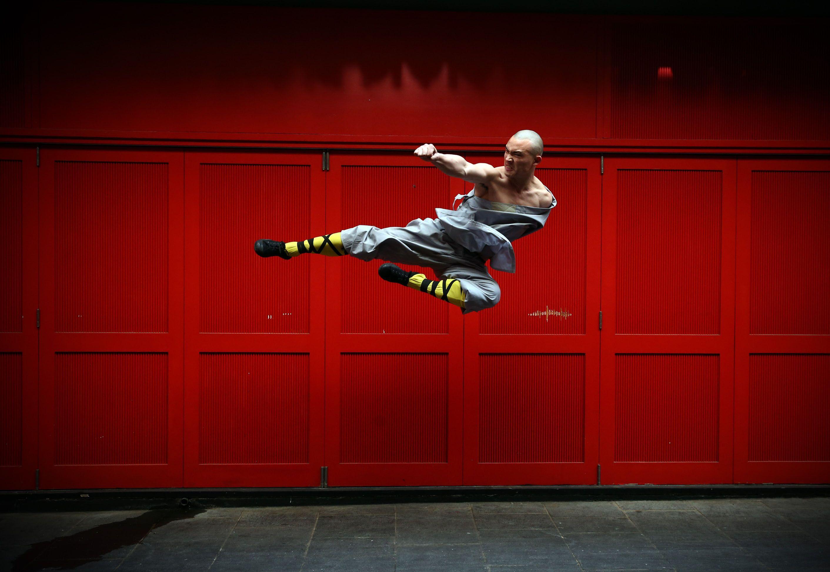 Với Kung Fu, đó là một hành trình dài đưa bạn đến với những đam mê và nhiệt huyết