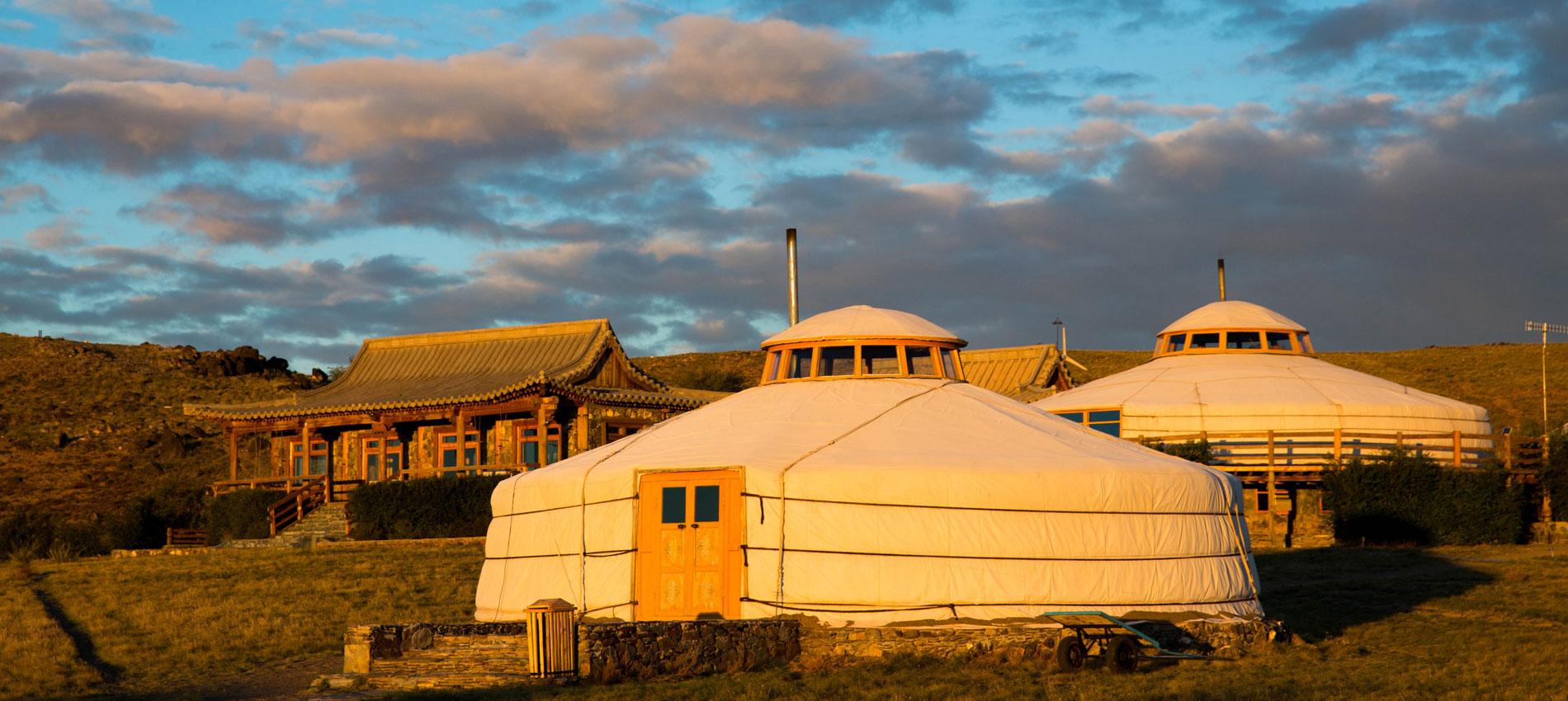 "Khu nhà lều ""5 sao"" Three Camel Lodge"