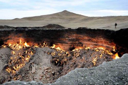 Hố lửa thực chất được tạo nên từ một sai sót của các nhà khoa học