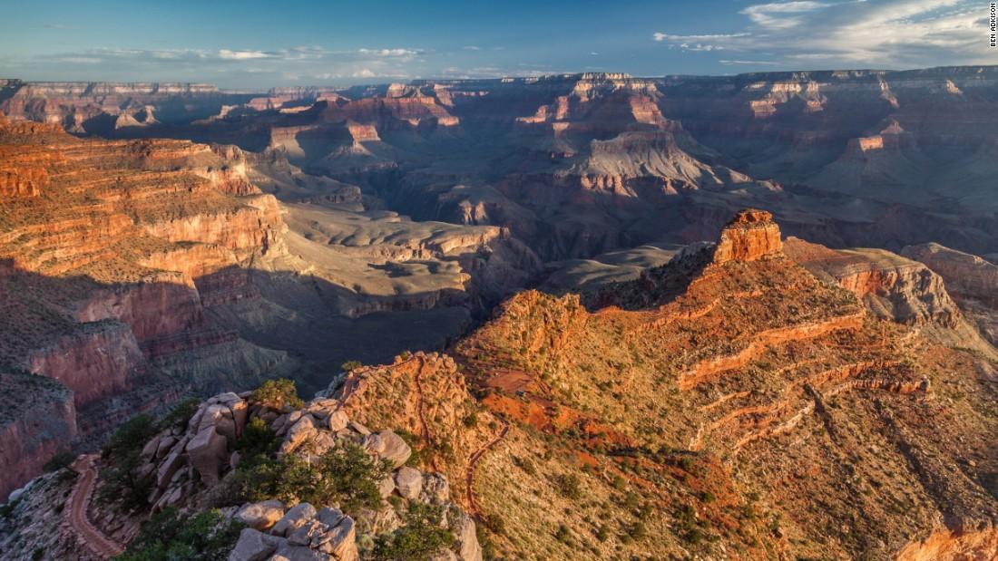 Đại vực hùng vĩ - Grand Canyon