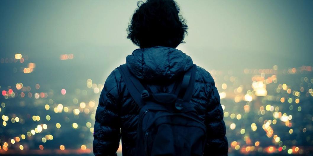 Đi du lịch một mình cũng có nghĩa là bạn sẽ đối mặt với nỗi sợ của chính mình