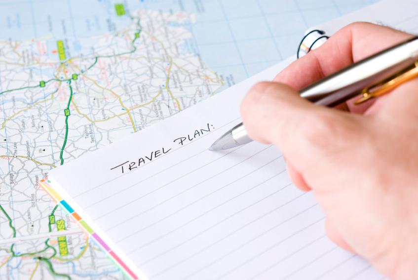 Đi du lịch một mình đồng nghĩa với việc bạn phải một mình chuẩn bị hết mọi thứ