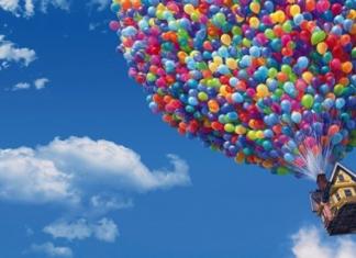 Kể từ sau khi phim hoạt hình Up được công chiếu, không ít người có ấp ủ một lần trong đời được thả mình trên không cùng với những chiếc bóng bay.