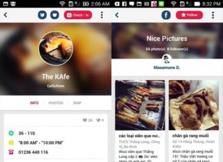 """Mạng xã hội ăn uống với hình ảnh thức ăn """"nhìn là thèm"""""""