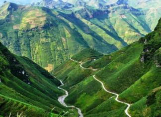 Vẻ đẹp của những cung đường trên ngọn đèo Mã Pí Lèng