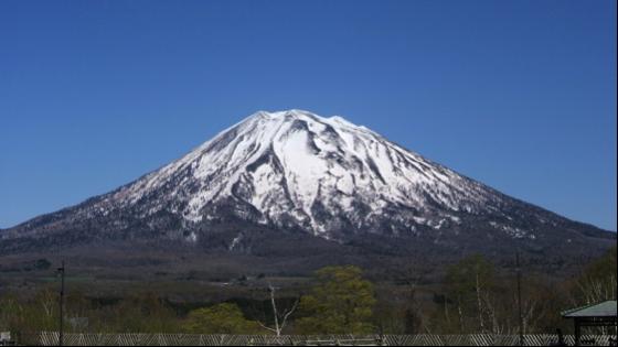 Trượt tuyết vào miệng núi lửa Yotei – Bạn có dám hay không?