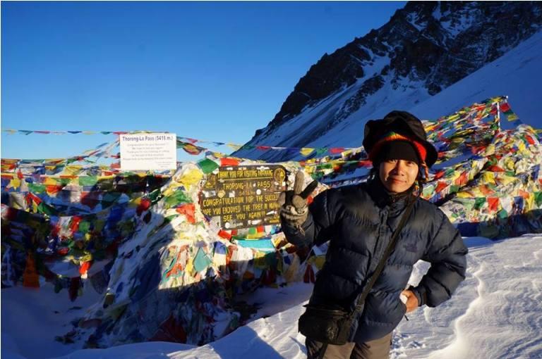 Mỹ Linh – cô gái sống sót trong trận bão tuyết kinh hoàng tại Nepal năm 2014