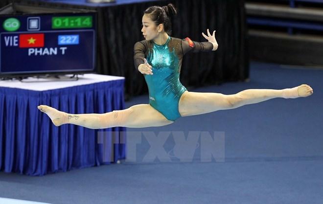 Olympic năm nay là sân chơi đỉnh cao cuối cùng của Hà Thanh