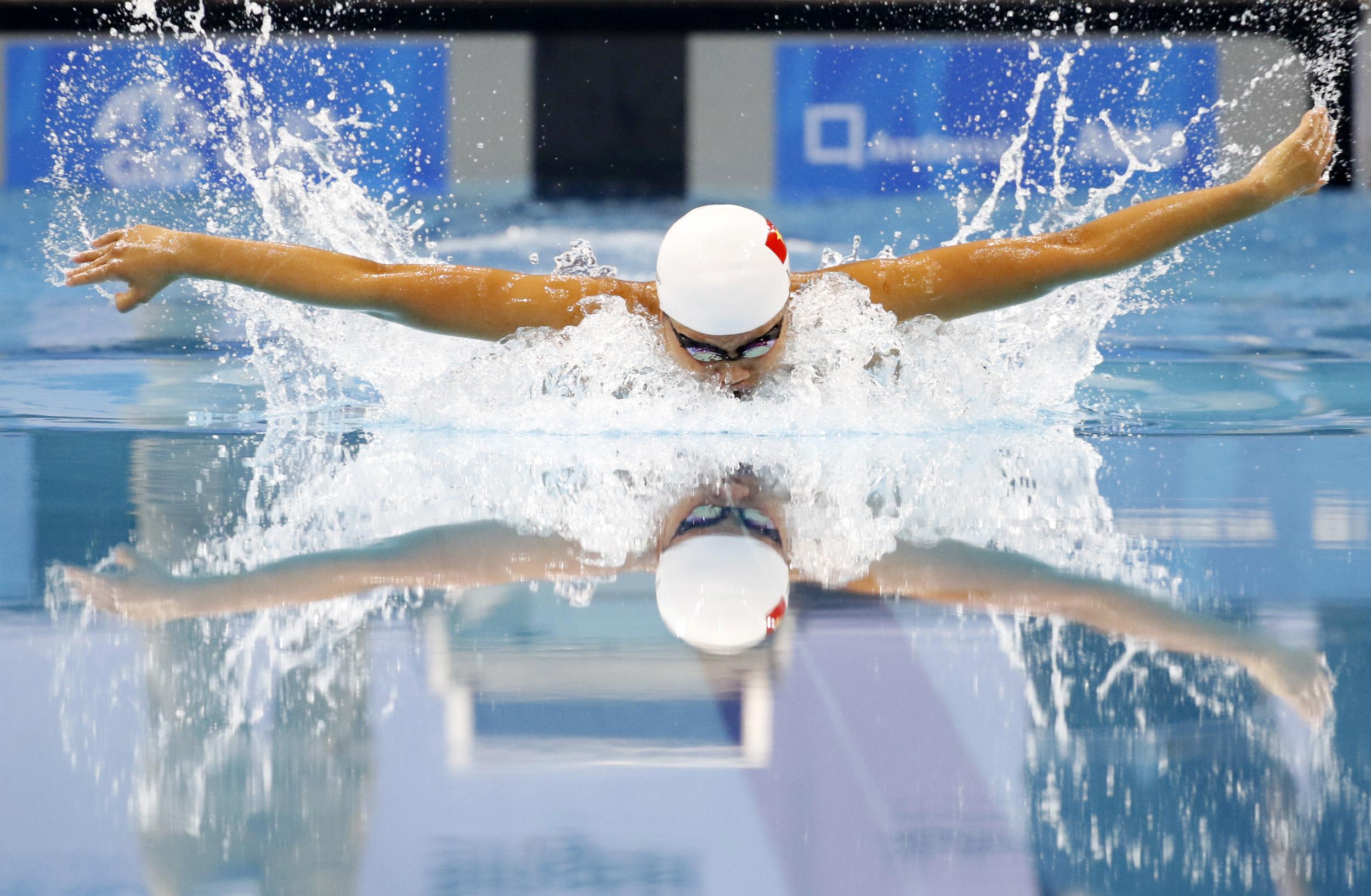 Mục tiêu của Ánh Viên sẽ không chỉ là top 8 Olympic.