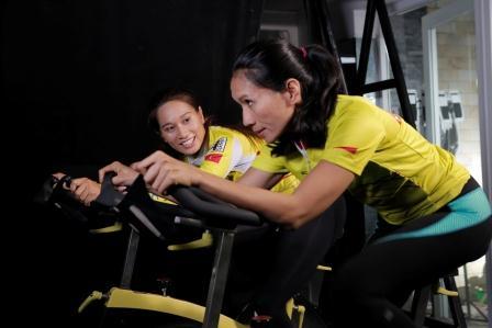 Người phụ nữ Number one quyết tâm chiến thắng tại cuộc đua IronMan 70.3 Việt Nam