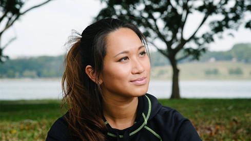 Xinh đẹp và có sự nghiệp tương ổn định, Vũ Phương Thanh vẫn cảm thấy bản thân mình chưa được khai phá hết ngọn lửa đam mê - Ảnh từ Facebook Phương Thanh