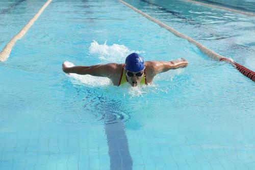 Ngô Quang Thảo đã sẵn sàng cho thử thách 1,9km bơi biển