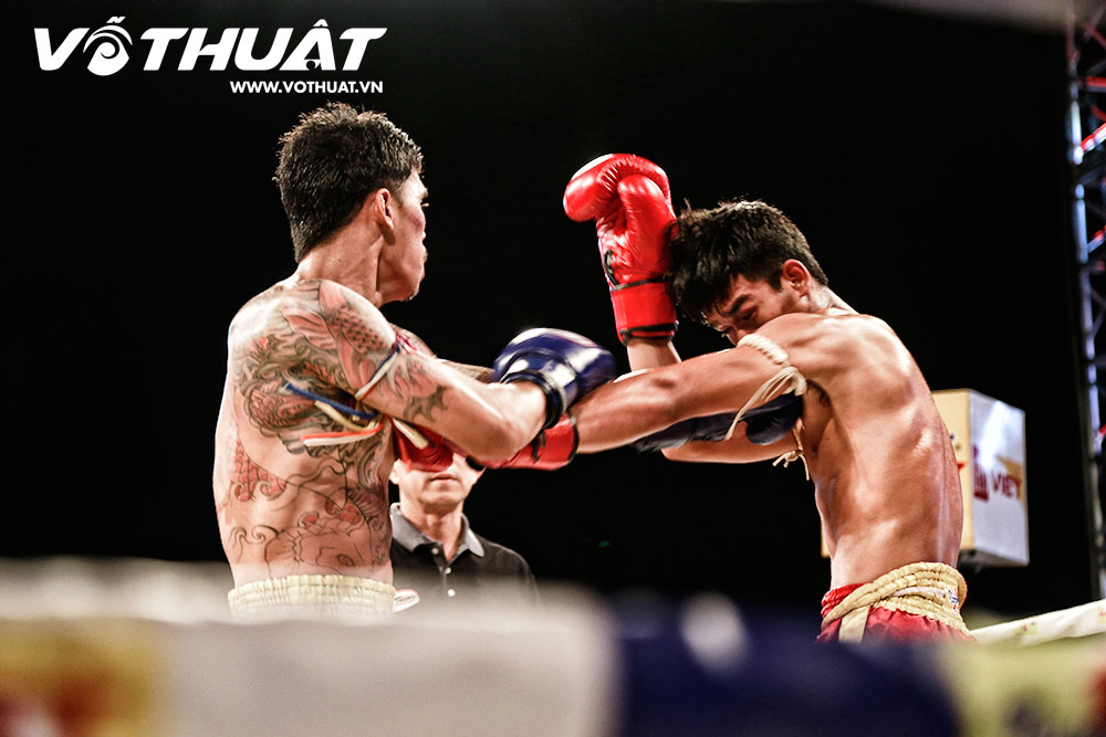 Nuoc tang luc number 1 - 7 ly do nen tap muay thai 2
