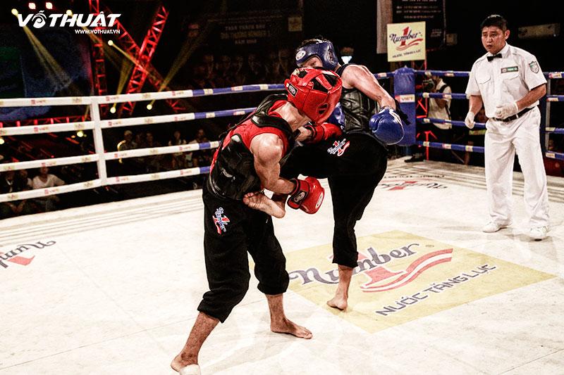 Các võ sĩ đẳng cấp hàng đầu Việt Nam tranh tài tại giải Boxing, Võ cổ truyền tranh đai Let's Viet – Number 1 2016.