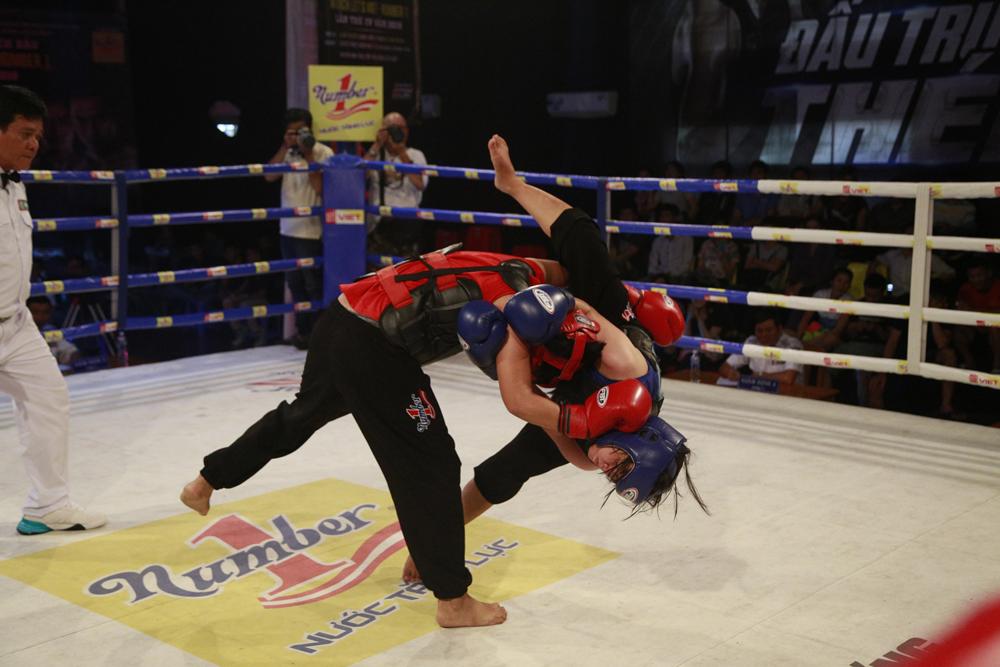 Lê Thị Hậu giành chiến thắng 5 - 0 trước Nguyễn Thị Quỳnh Như