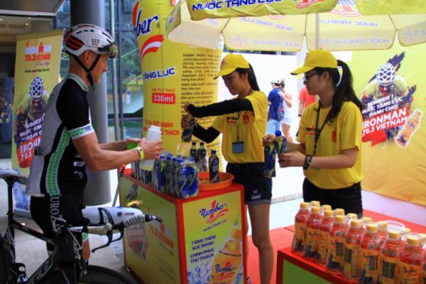 Ngay từ khi mới ra đời, Nước tăng lực Number 1 đã xác định rõ sứ mệnh đồng hành cùng các hoạt động thể thao nước nhà, góp phần nâng cao thể chất và tinh thần Việt