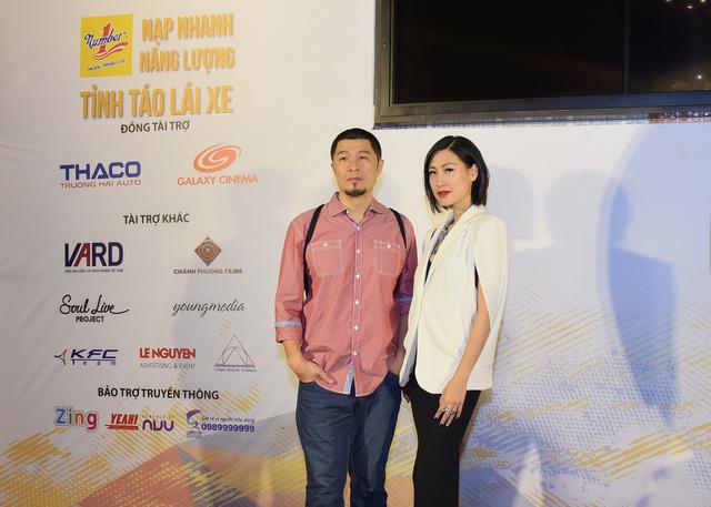 Đạo diễn Charlie Nguyễn và Diễn viên Kathy Uyên
