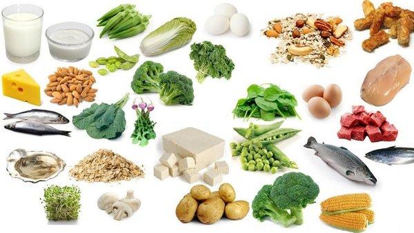 Các nhóm dinh dưỡng & cách ăn uống cho người tập gym