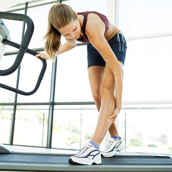 Đau cơ bắp chân khi chơi thể thao