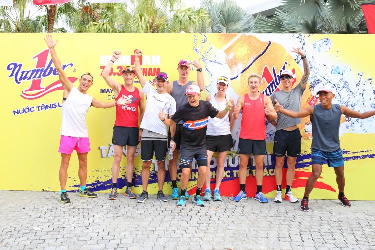 Ironman 70.3 Việt Nam là cuộc thi thể thao thu hút đông người nước ngoài nhất tại Việt Nam