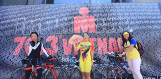 IronMan 70.3 VietNam Đà Nẵng - Nước tăng lực Number 1