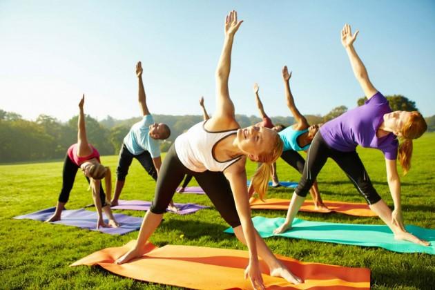 Tập thể dục buổi sáng giúp bạn đỡ mệt mỏi mà còn giảm thiểu được lượng mỡ thừa