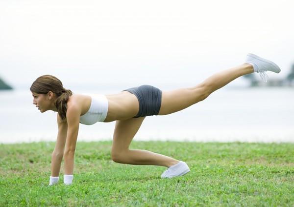 Tập thể dục là phương pháp giúp bạn cảm thấy phấn khởi cho ngày mới