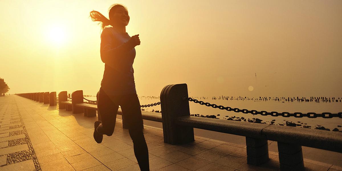 Lợi ích của việc tập thể dục buổi sáng đối với sức khoẻ