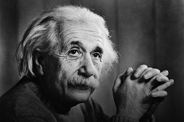Albert Einstein là cha đẻ của thuyết tương đối