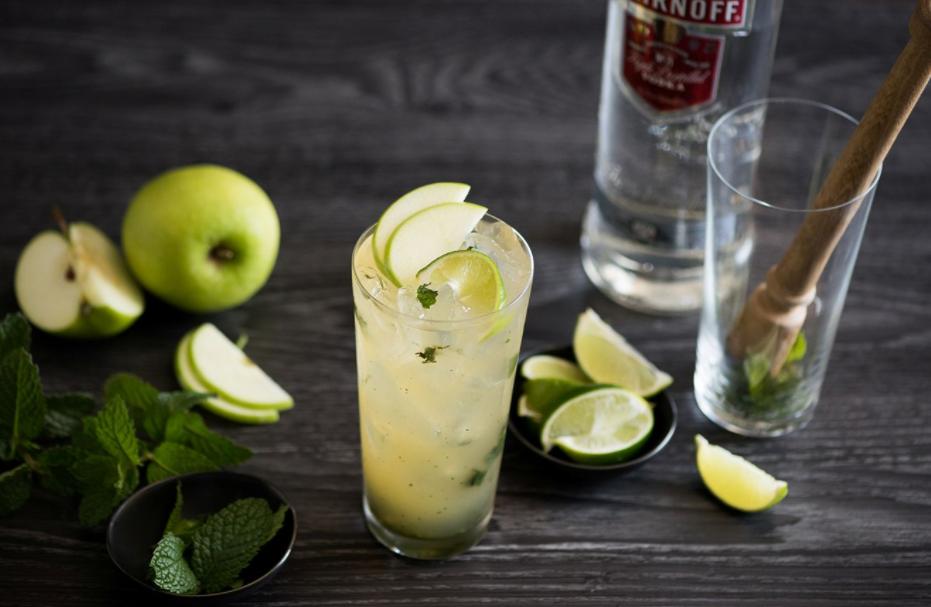 Cocktail Mojito - Các loại Cocktail phổ biến trong Bar
