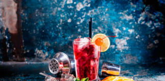 Cách pha chế cocktail - Kỹ thuật cơ bản