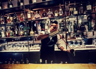 Hướng dẫn pha chế rượu cocktail