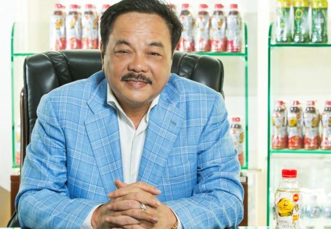 Ông Trần Quí Thanh, tổng giám đốc THP.