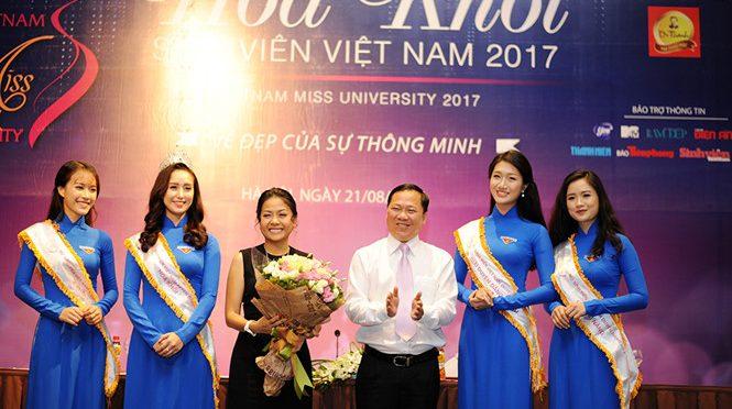 Cuộc thi Hoa Khôi Sinh Viên Việt Nam 2017