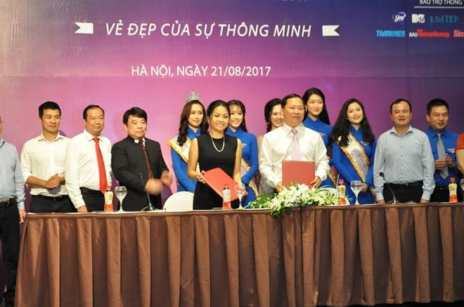 Chung kết cuộc thi Hoa Khôi Sinh Viên Việt Nam 2017