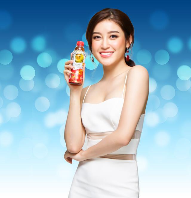 Bí quyết Trà Thanh Nhiệt Dr.Thanh để Á hậu Huyền My tự tin trước đấu trường sắc đẹp Miss Grand International 2017