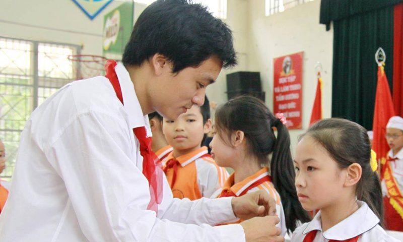 Cảm ơn thầy giáo Nguyễn Văn Quyết