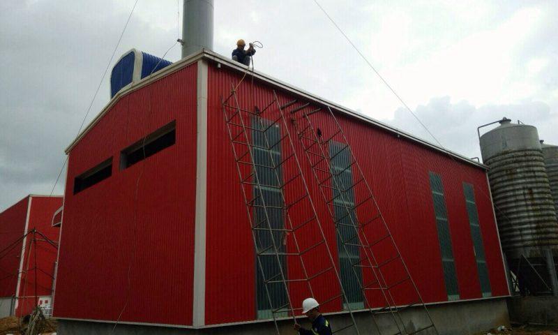 Hành trình xây dựng nhà máy Number 1 Chu Lai