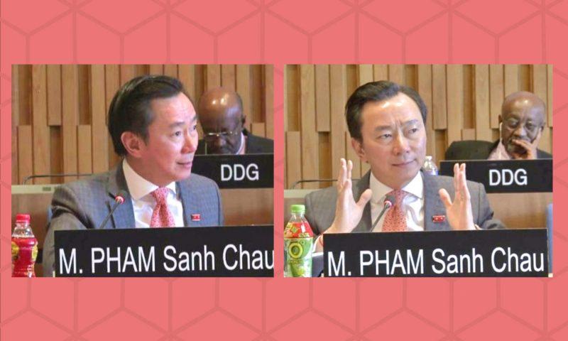 Chuyện 'Trà xanh không độ' và 'Trà thanh nhiệt Dr Thanh' ở UNESCO