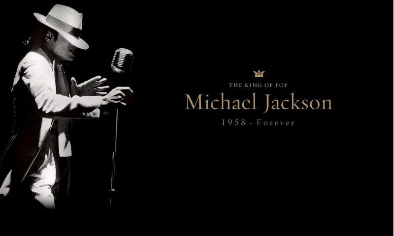 Michael Jackson nhảy và hát