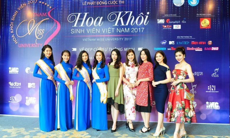 """Trà thanh nhiệt Dr Thanh tôn vinh """"Vẻ đẹp của sự thông minh"""" cùng Hoa khôi Sinh viên 2017"""