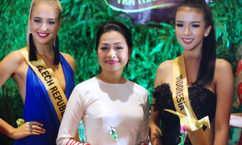 Đồng hành cùng Miss Grand International 2017