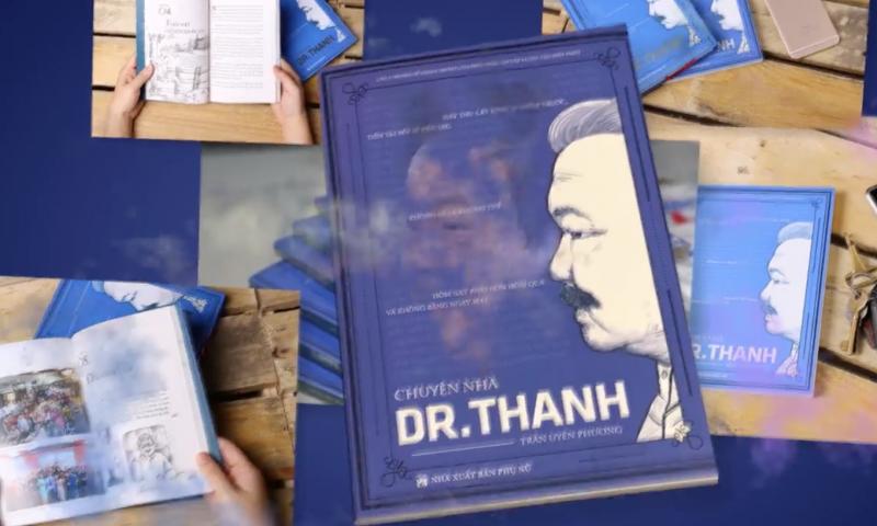 """Lần đầu tiên ra mắt """"Chuyện nhà Dr. Thanh"""" phiên bản AUDIO"""