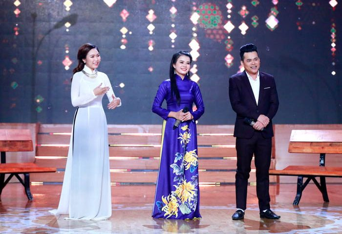 """Phương Thanh hội ngộ Phi Nhung và Quang Linh trên """"ghế nóng"""""""