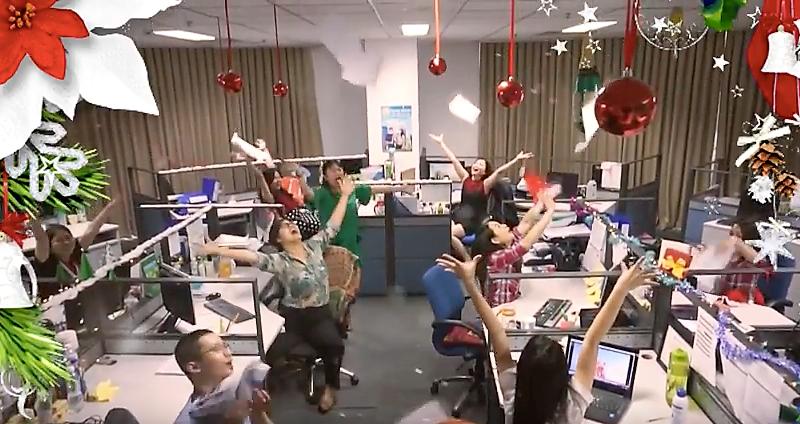 Video clip dự thi Giáng Sinh Yêu Thương 2017