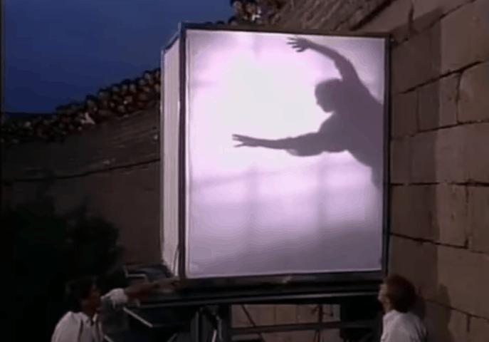 Màn ảo thuật để đời của David Copperfield