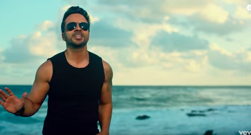 Tiếng hát Luis Fonsi – Despacito ft. Daddy Yankee- bài hát 4,5 tỉ view