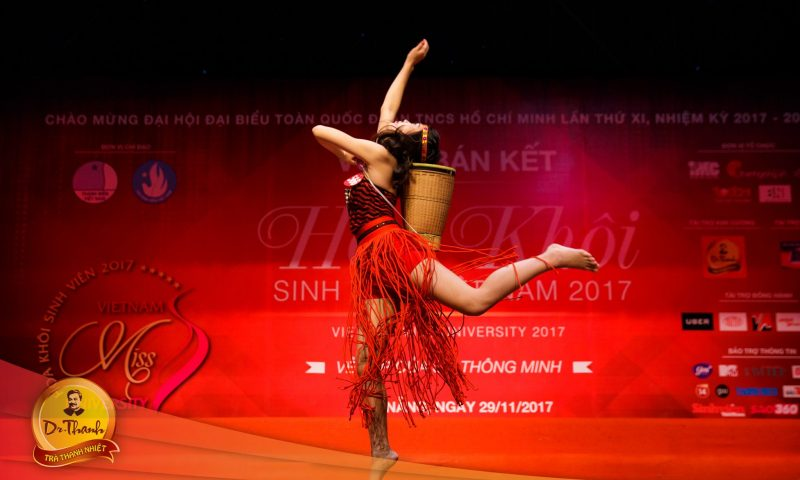 """Hoa khôi Sinh viên Việt nam 2017 tiếp tục """"gây sốc"""" khi công bố TOP 15 thí sinh khu vực miền trung"""