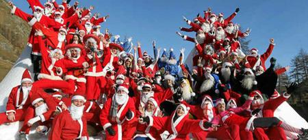7 Lễ Giáng Sinh kỳ lạ trên thế giới